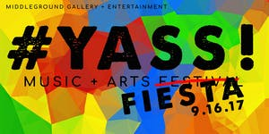 #YASS! Music + Arts Fiesta!