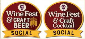 Wine Fest, FL Craft Beer & FL Craft Spirits & Cocktail Social