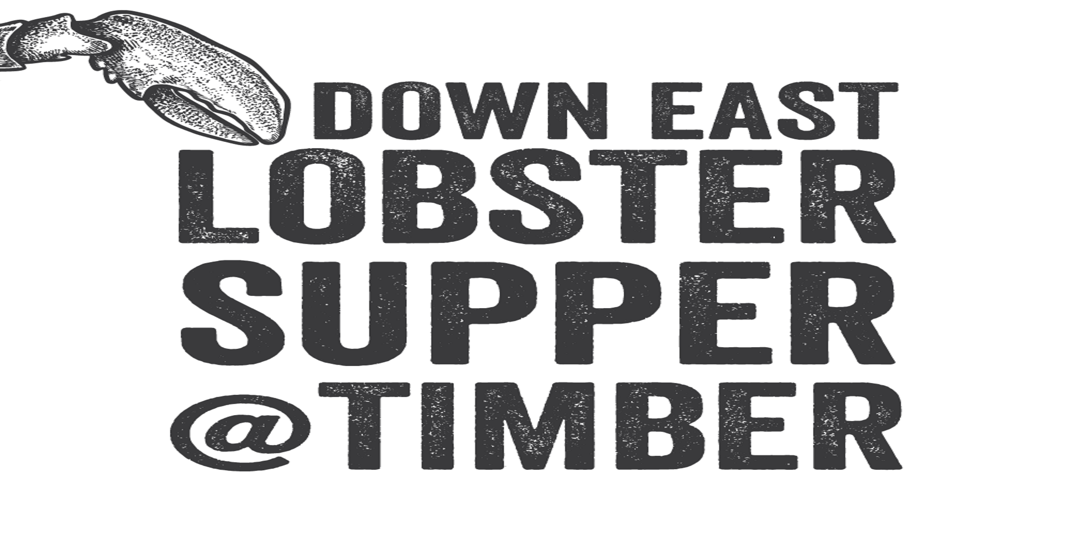 Down East Lobster Supper @Timber