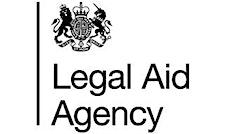 Legal Aid Agency logo