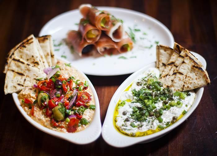 Farm-to-KITCHEN Cooking Class: Mediterranean Mezze & Tapas