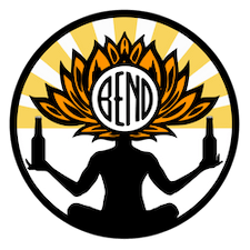 The Official Bend Beer Yoga logo