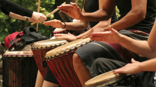Hand Drumming for Beginners - Thursdays - All Welcome!