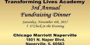 Transforming Lives Academy 3rd Annual Fundraising...