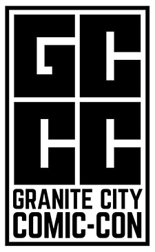 GRANITE CITY COMIC CON logo