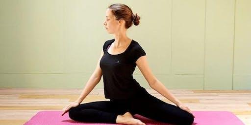 Vinyasa Yoga in Terborg