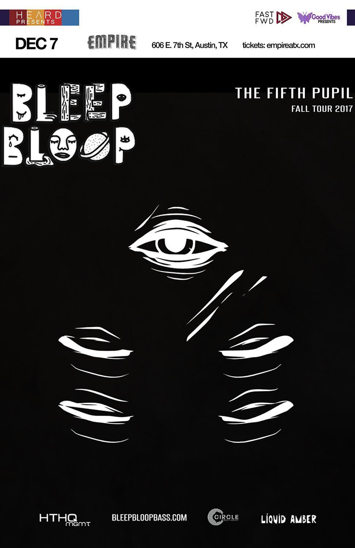 Bleep Bloop with Sayer