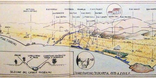 L'Agro Pontino - Eine Reise in das Pontinische Land