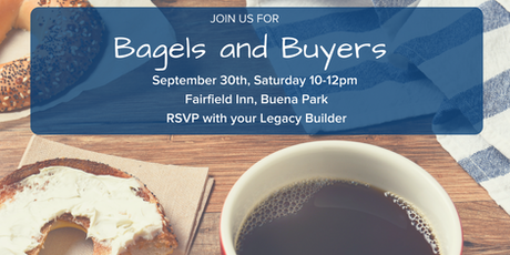 Bagels And Buyers Home Buyer Seminar Tickets