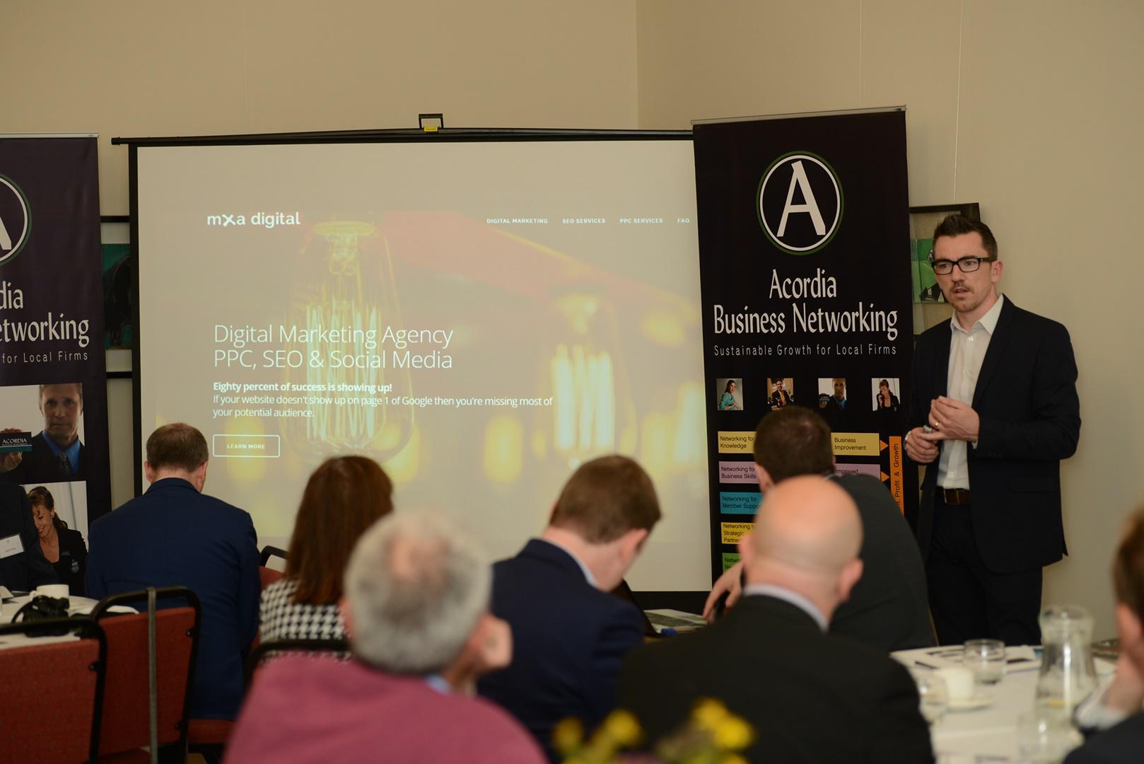 Business Development & Networking Belfast