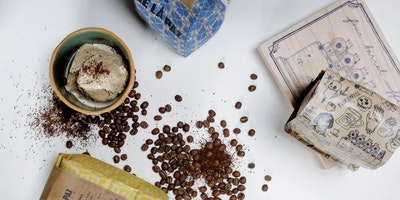 Churn Your Own Ice Cream: National Coffee Day