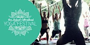 NEW ZEALAND'S INTERNATIONAL YOGA FESTIVAL 2018