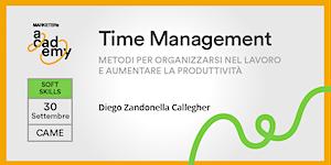 Time Management - Metodi per organizzarsi nel lavoro e...