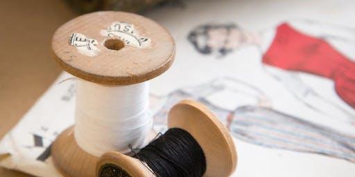 Beginners Dressmaking - Making a Skirt (3 days)