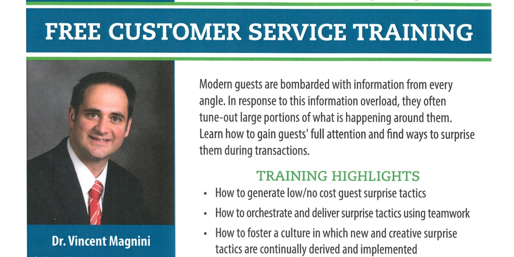 customer service training free fall customer service training surprise the secret to