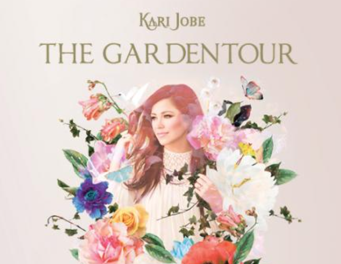 Kari Jobe - The Garden Tour Volunteer - World Vision Volunteer - New Haven, CT