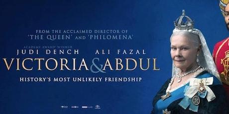 Victoria & Abdul Film Night tickets