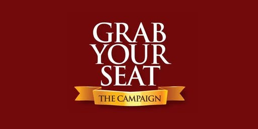 Grab Your Seat - Seat Inscription at Richards Center for the Arts