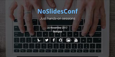 NoSlidesConf 2017