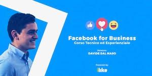 Facebook for Business - Davide Dal Maso - Corso...