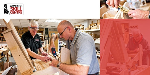 Axminster SC - Adirondack Chair Making Course