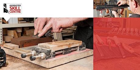 Tool Sharpening Training tickets