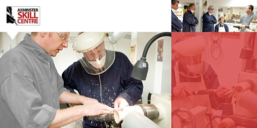 Beginners Woodturning Course (5 Day)