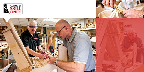 Sittingbourne SC - Adirondack Chair Making Course tickets