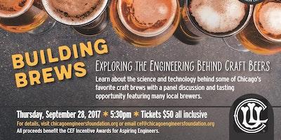 Building Brews: Craft Beer Tasting Event