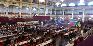 Blackpool Beer & Cider Festival at the Winter Gardens...
