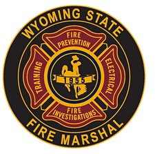 Wyoming Fire Academy - Structure logo
