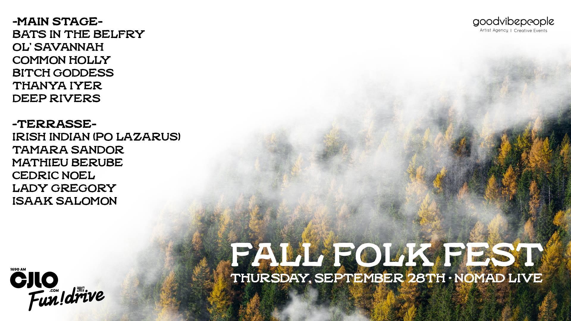 Fall Folk Fest