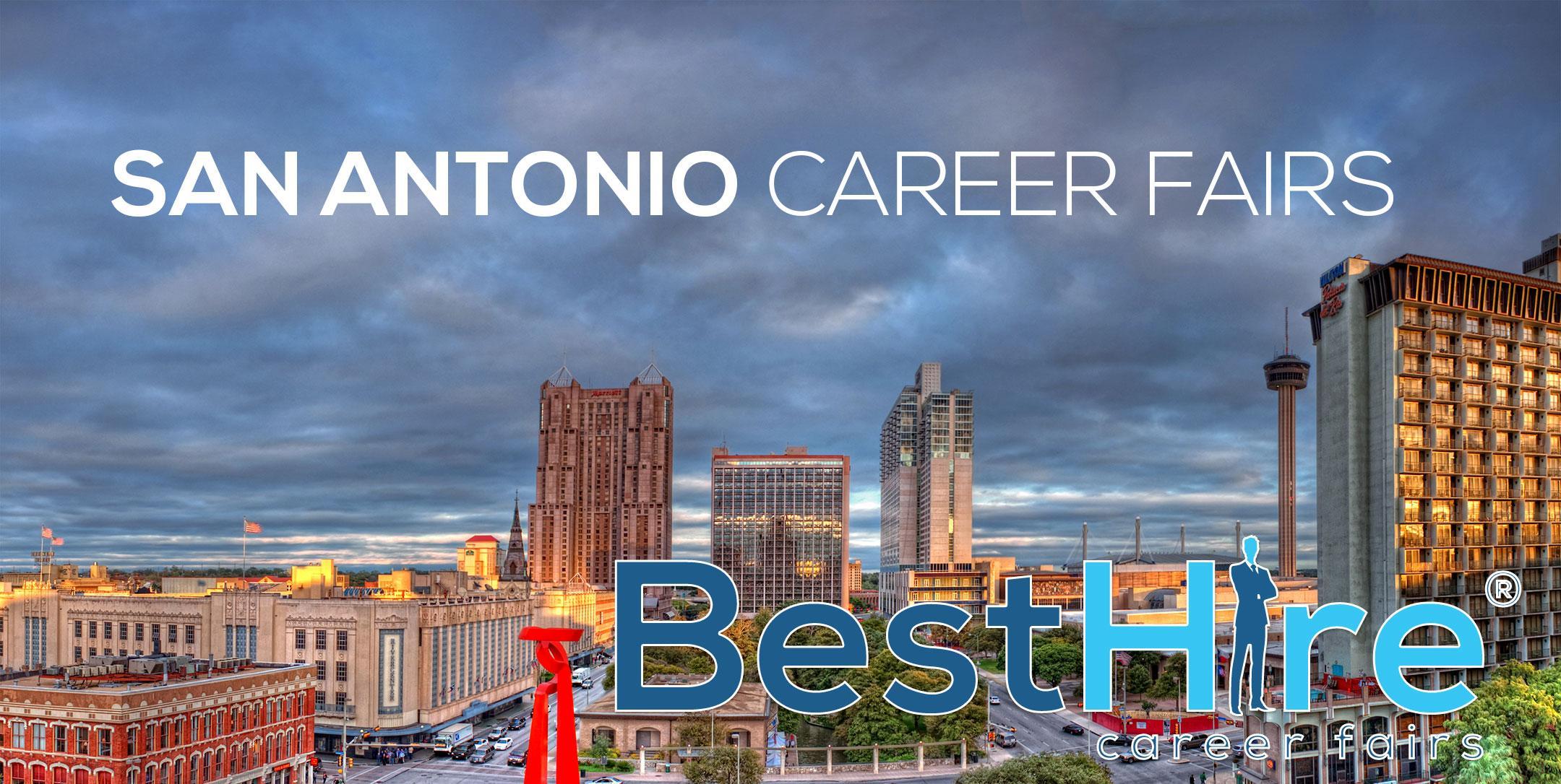 San Antonio Career Fair March 8, 2018 - Job Fairs & Hiring Events in San Antonio TX