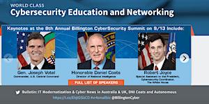 8th Annual Billington CyberSecurity Summit