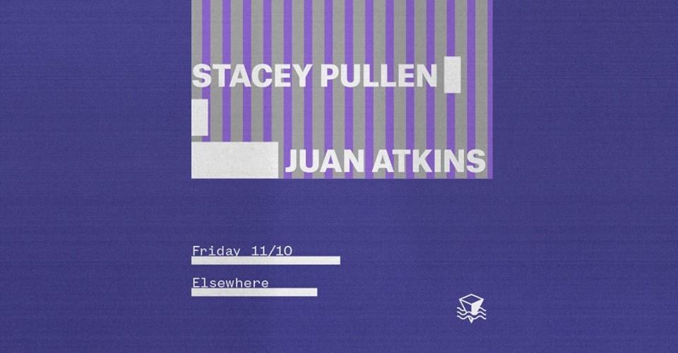 Stacey Pullen / Juan Atkins