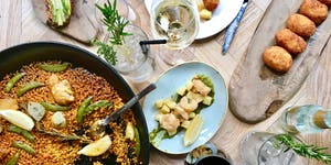 A Taste of Spain with Ibérica - Manchester Food &...