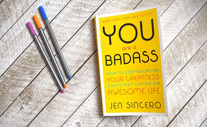 Book Club: You Are a Badass: How to Stop Doubting Your Greatness and Start Living an Awesome Life. Book Club: You Are a Badass: How to Stop Doubting Your Greatness and Start Living an Awesome Life