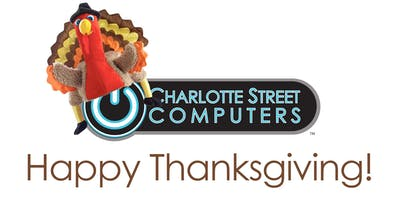 Thanksgiving - CLOSED