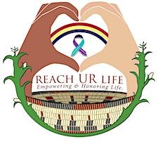Native Americans for Community, Inc. Reach Ur Life Suicide Prevention Program logo