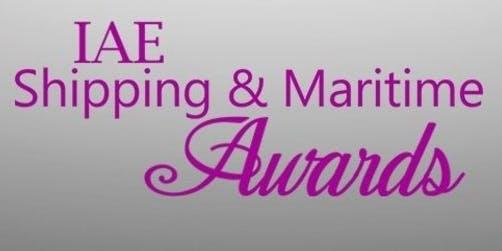 International Award of Excellence Shipping & Maritime Awards