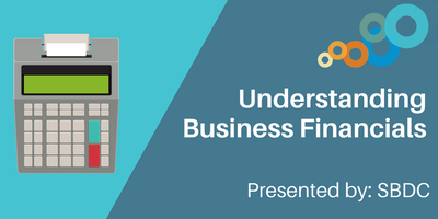 Understanding Business Financials - Saturday pop-up session