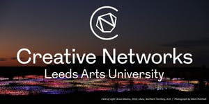 Creative Networks at Night 2017 - The World of Light...
