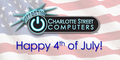 July 4th - CLOSED tickets