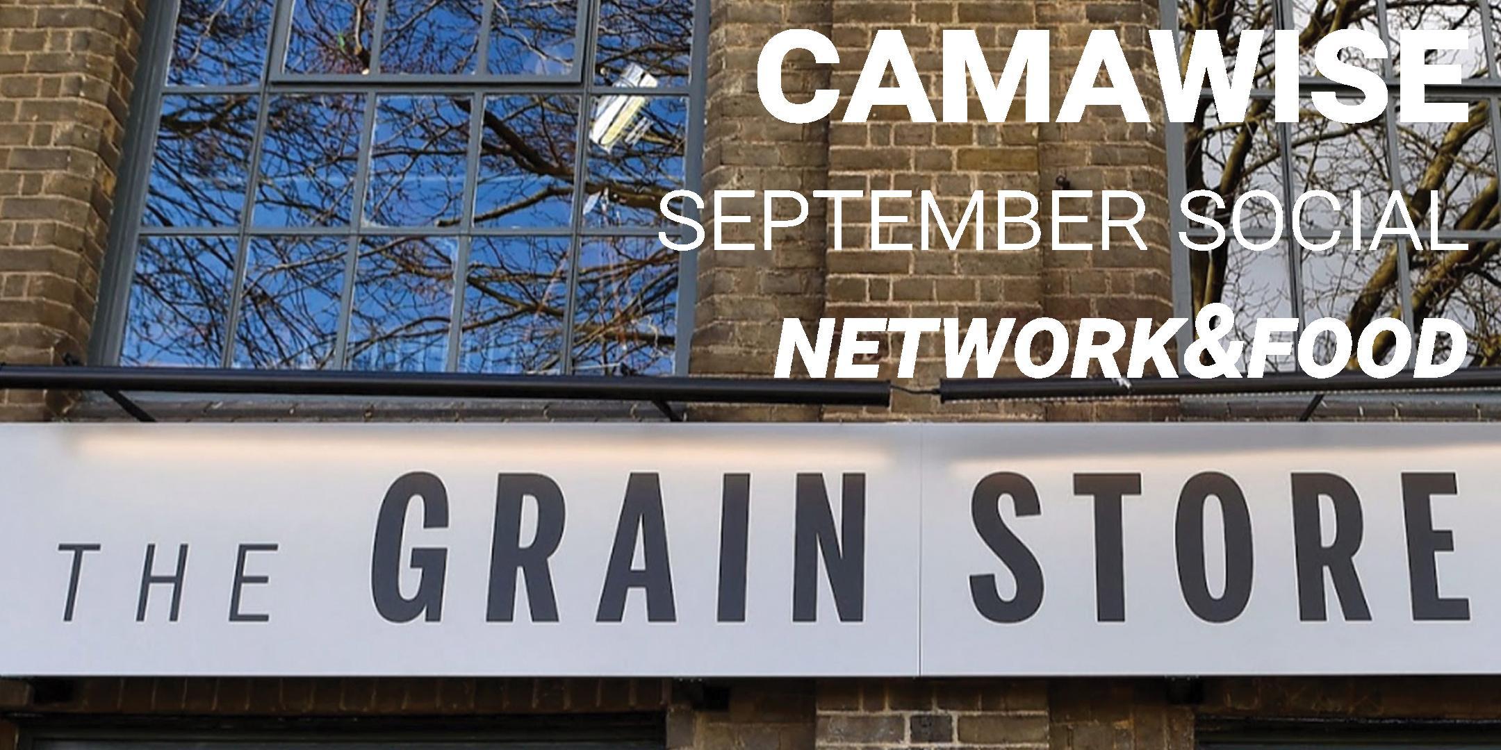 CAMAWISE September Social 2017