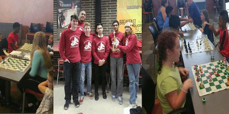 Jeffersonville High School Chess Camp (2019 Fall Break) tickets