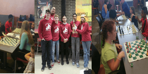 Jeffersonville High School Chess Camp (2019 Fall Break)
