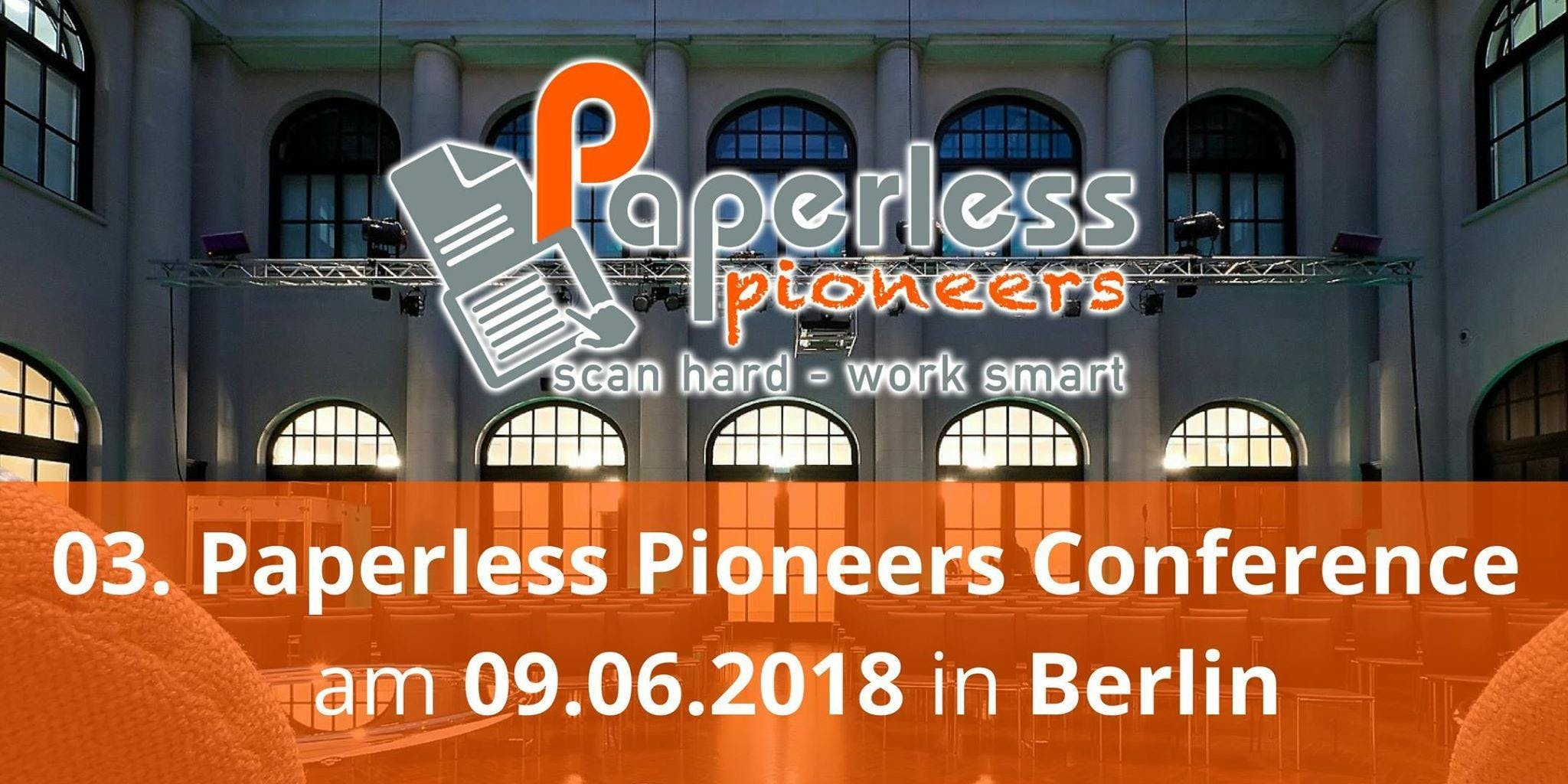 03.Paperless Pioneers Conference | PPC03