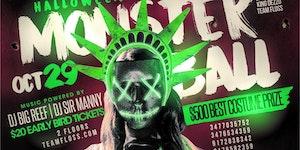 brooklyn ny monster ball halloween party - Brooklyn Halloween Party
