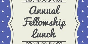 APIBA Annual Fellowship Lunch 2017 (for APIBA members...