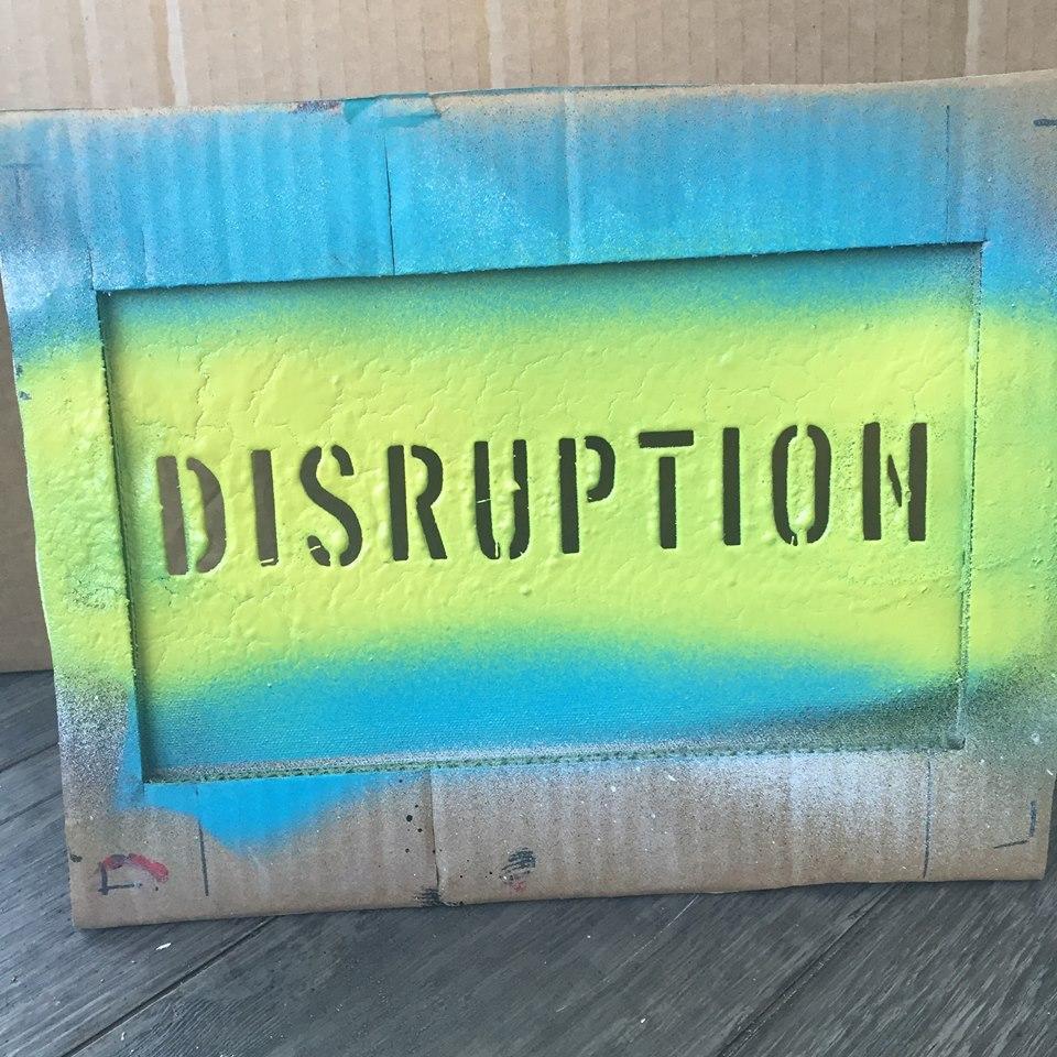 Disruption Wine Tasting. Disruption Wine Tasting